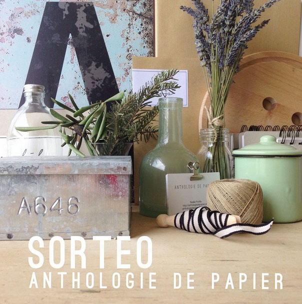 anthologie de papier